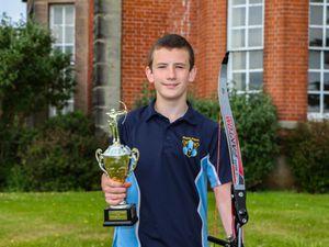 Edward Gray attends school in Lichfield
