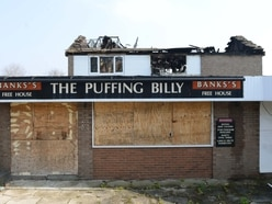 Fire rips through old Smethwick pub after suspected arson attack
