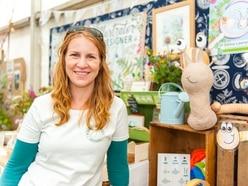 Shropshire doctor Emma Lawrence tells how region inspired crafts