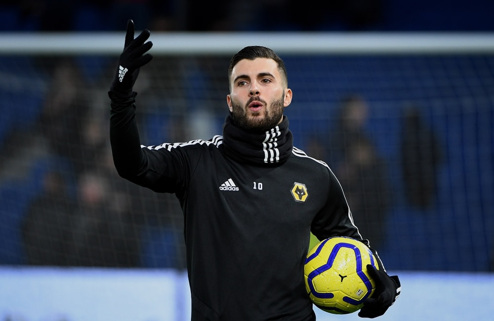 Wolves striker Patrick Cutrone joins Fiorentina on loan