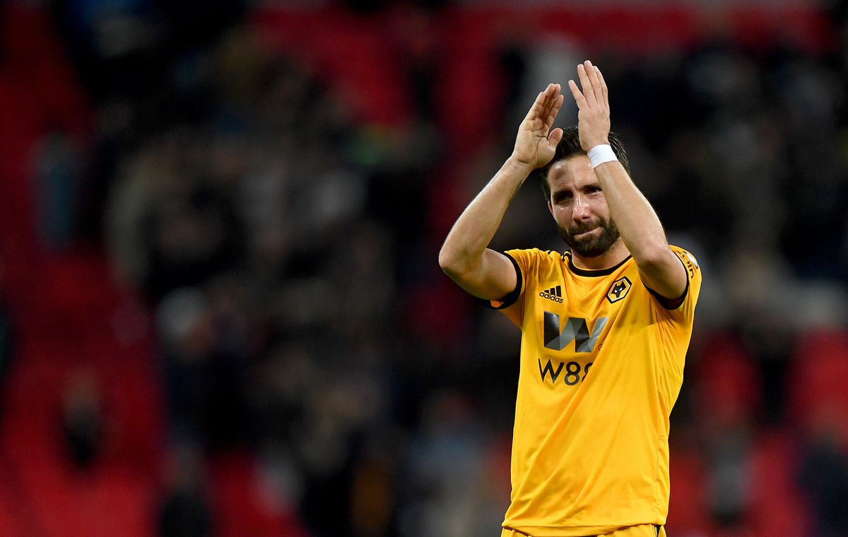 Joao Moutinho has been a star of Wolves; hugely successful season (AMA SPORTS PHOTO AGENCY)
