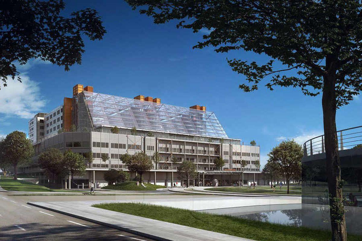 Carillion choice for Smethwick hospital