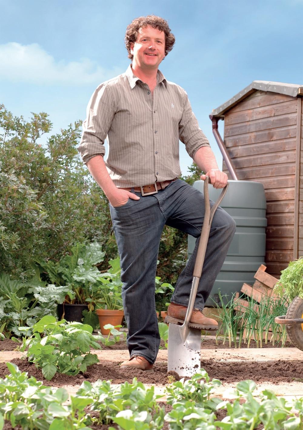 Diarmuid Gavin Talks Ahead Of Gardeners' World Live At