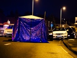 Man killed after being hit by car in Stafford Road crash