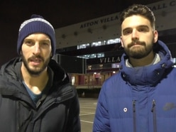 Aston Villa 2 Wolves 1: Joe Edwards and Luke Hatfield discuss Carabao Cup exit for Nuno's side - VIDEO