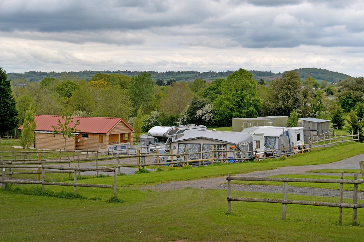 Hopley's Family Camping is set in a stunning location near the River Severn in Bewdley