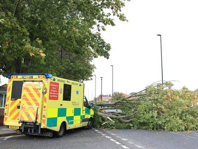 More strong winds on the way after Storm Ali wreaks havoc