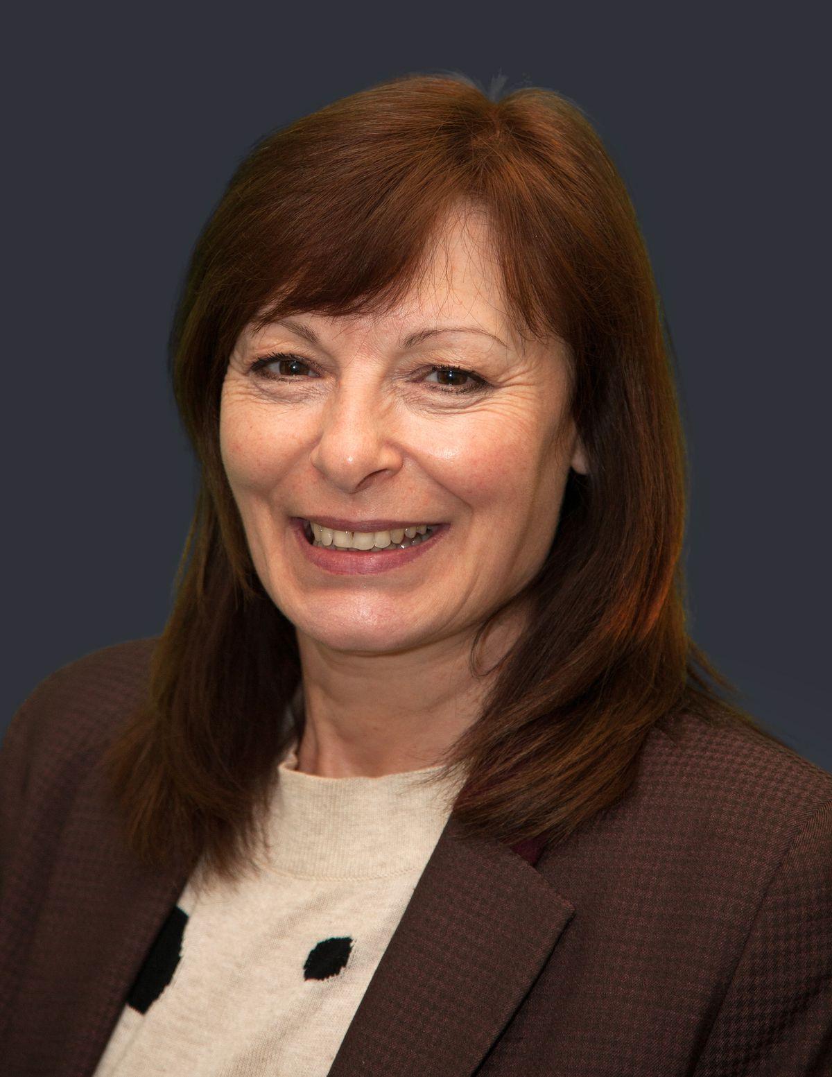 Sandwell Council leader Maria Crompton