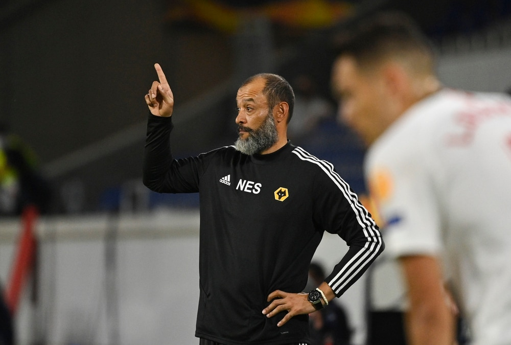 Nuno renews with Wolves for three years