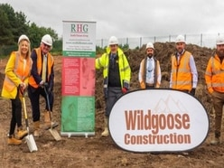 Work begins on £13.5 million care home in Cannock