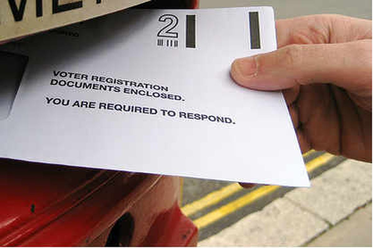 Local councils sell on YOUR details for £64,000