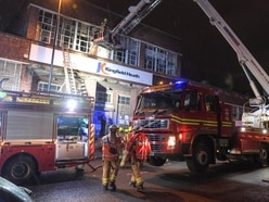 Woman killed in building fire in Digbeth