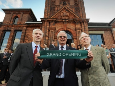 Firm galvanises old Willenhall JMI school - with VIDEO