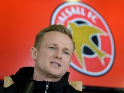 Dean Keates unveiled as Walsall manager - As it happened