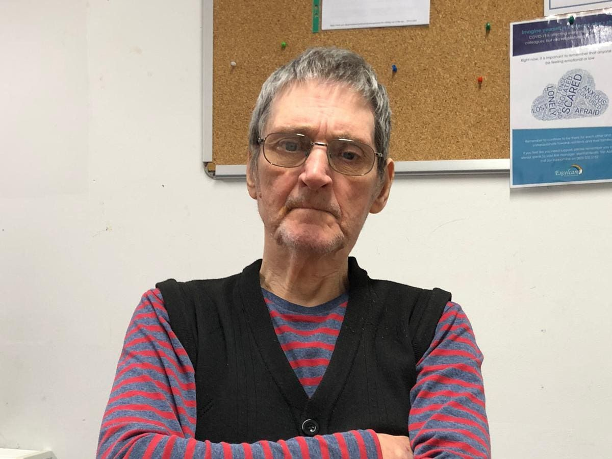 Terry Lubbock speaks of son's death