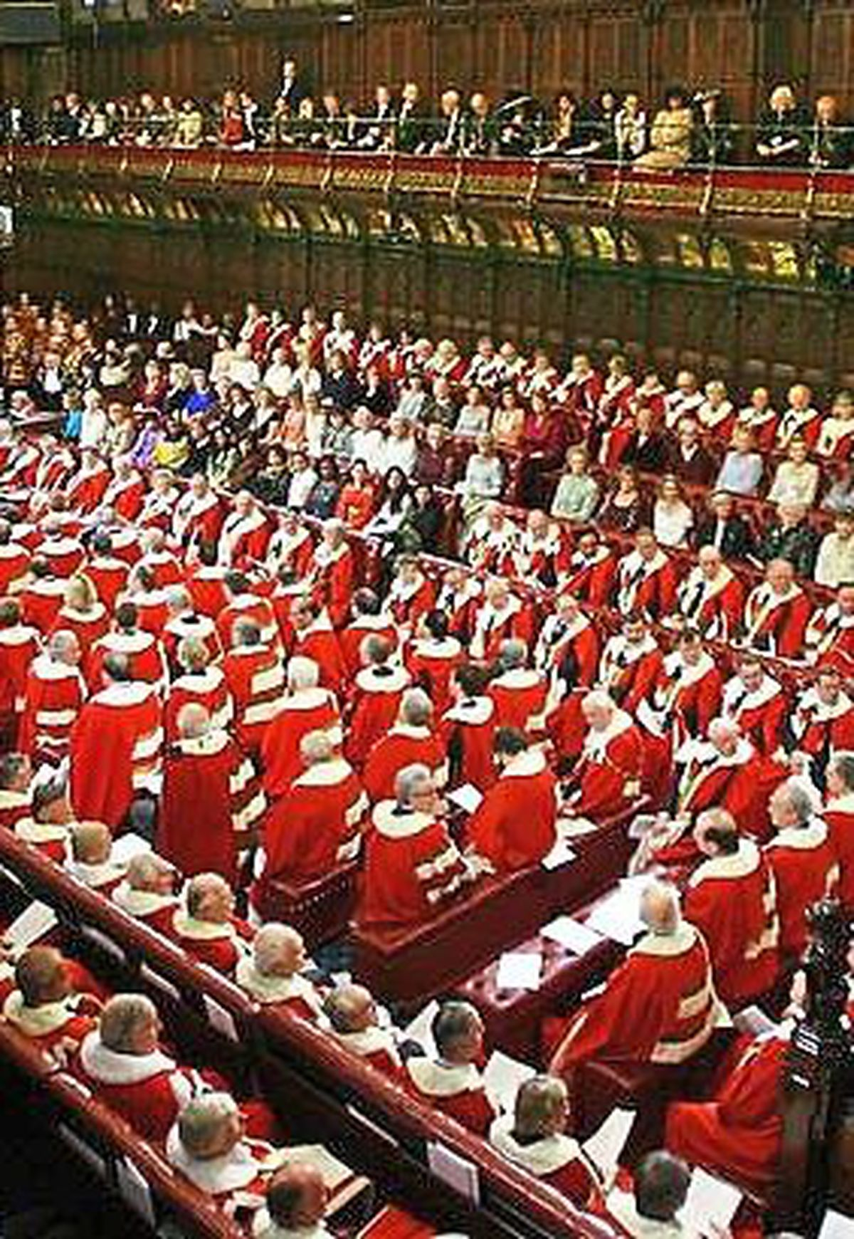 House of Lords – death wish?