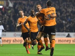 Wolves 2 Fulham 0 – Report and pictures