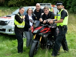 Off-road bikers to face prison if caught in Sandwell