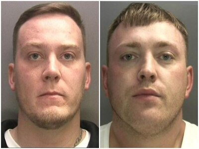 Gang duo ordered to pay back £200k after drug factory bust
