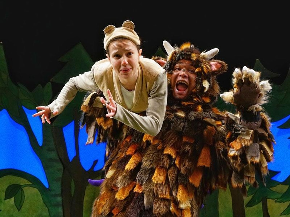 The Gruffalo stage show returning to West End