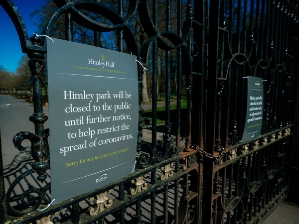 Himley Park closed until further notice after attracting large crowds