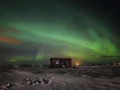 In Pictures: Aurora Borealis lights up Iceland's skies
