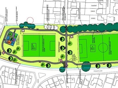 Wolverhampton playing fields all set for makeover