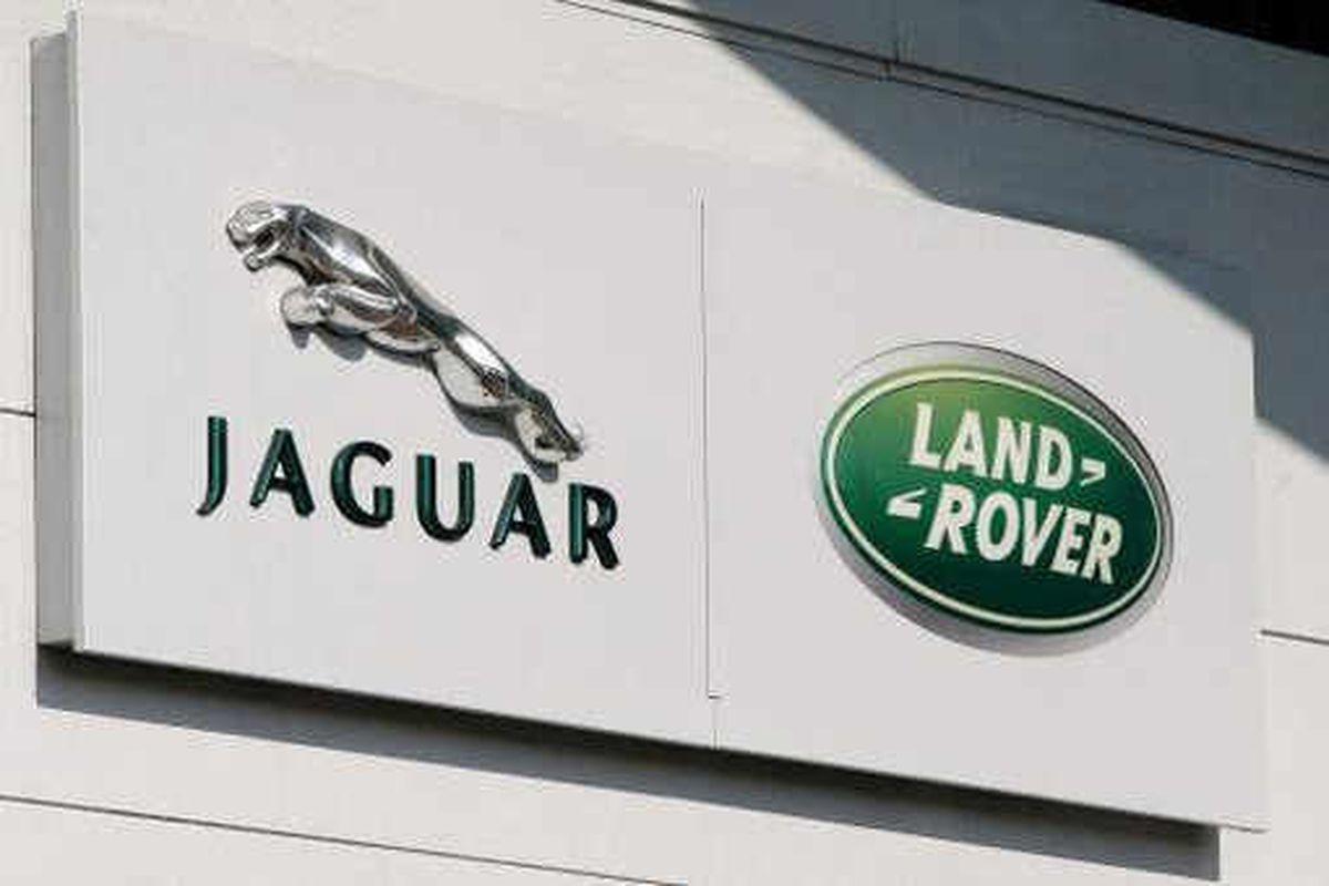 Work begins at Jaguar Land Rover's new £14m showroom