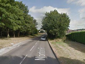 Norton Road in Pelsall. Image: Google