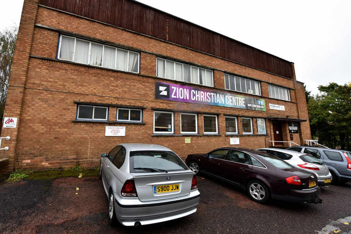 Zion Christian Centre: Halesowen venue to be rebuilt two years after devastating fire