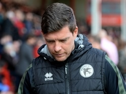 Walsall's Darrell Clarke willing to take the blame after loss to Cheltenham