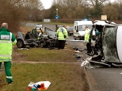 Speed limit could be slashed at accident blackspot