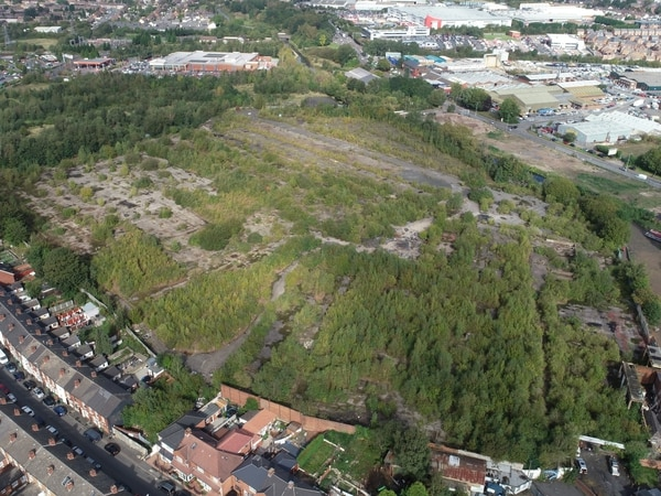 Work to finally start on homes at derelict Walsall Caparo site