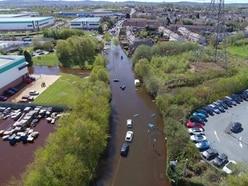 Wednesbury flood: Road repairs continue as scale of damage revealed