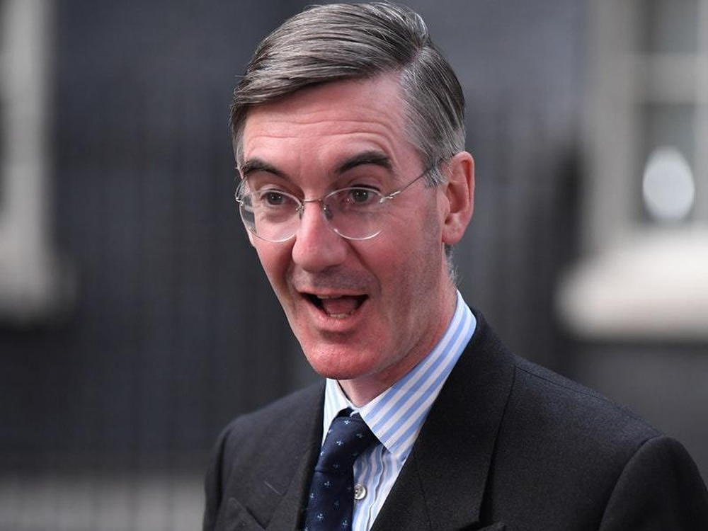 Rees-Mogg criticised after comparing doctor with disgraced