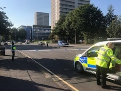 Suspected drug-driver released by police after Heath Town crash