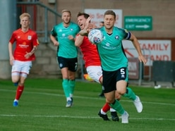 Crewe Alexandra 1 Walsall 0 - Report and pictures