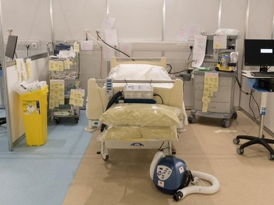 Covid-19 patients could have treatment withdrawn to save others