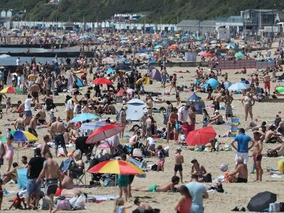 Common sense urged as warm weather set to continue