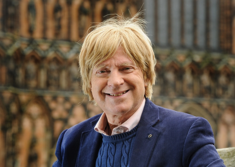 Michael Fabricant is going on Celebrity First Dates, Theresa May reveals