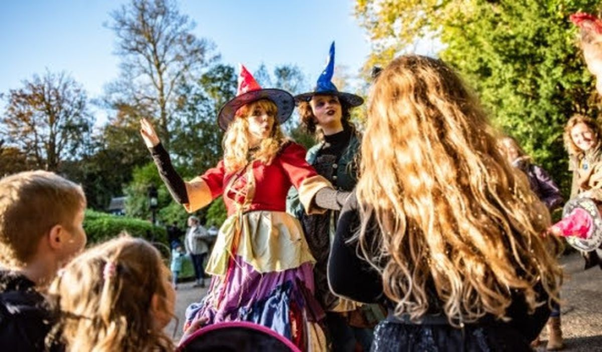 Spooks in store at Warwick Castle this Halloween