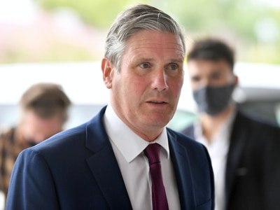 Sir Keir Starmer: Put children 'at the front of the queue' for Covid tests