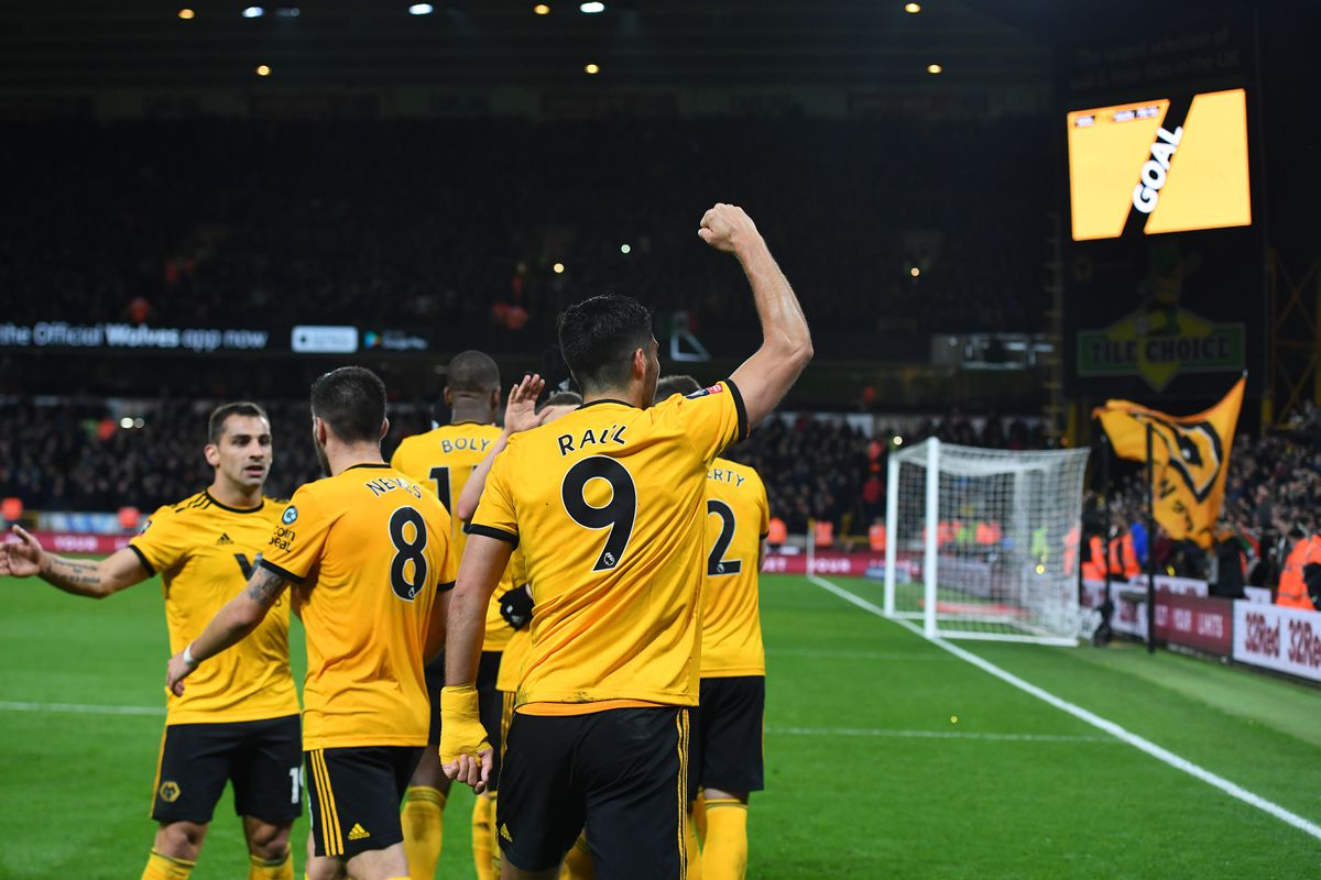 Wolves' FA Cup quarter-final victory over Manchester United was the highlight for many (AMA)
