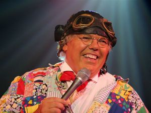 Roy Chubby Brown's appearance in Bilston has caused controversy