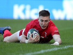 Cardiff Blues to sign Wales winger Josh Adams