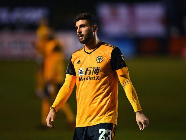 Patrick Cutrone of Wolverhampton Wanderers.