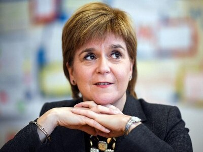 Commons could back staying in single market and customs union, Sturgeon claims