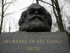 Karl Marx memorial vandalised for second time in as many weeks