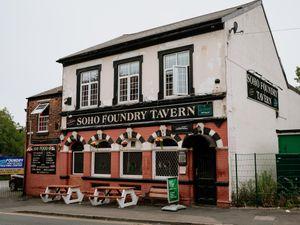 The Soho Foundry Tavern in Smethwick