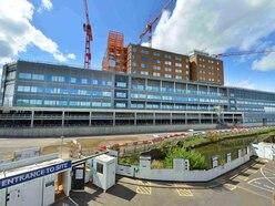 Work on delayed Midland Metropolitan Hospital to start within weeks